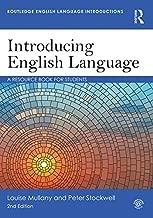 Introducing English Language: A Resource Book for Students (Routledge English Language Introductions)