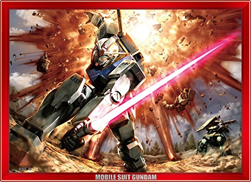 165ピース ジグソーパズル クリスタルパズル 機動戦士ガンダム 最初の実戦 (ジグソーパズルタイプ)