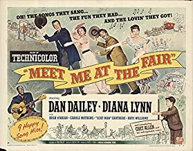 meet me at the fair 1953