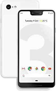Google Pixel 3 Xl G013C 64Gb 6.3 Inch Android 9 Pie Factory Unlocked 4G Lte Smartphone International Version Clearly White