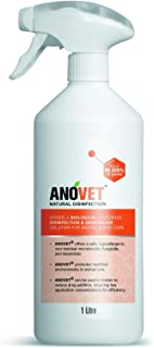 ANOVET Natural Disinfection 1 Litre Ready To Use Spray