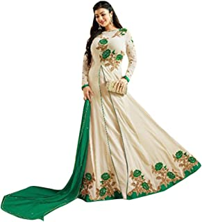 Bollywood Collection Pakistani Gown Anarkali Salwar Suit Bridal Wedding Ceremony Punjabi Muslin Eid 803 1