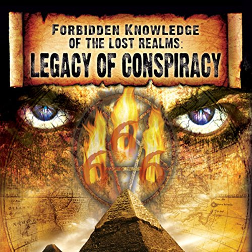 Forbidden Knowledge of the Lost Realms audiobook cover art