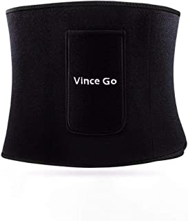 50Inch Waist Trimmer Cincher Trainer Belt Plus Size For Woman Man - Running Belt Waist Pack- Care Maternity Belt -Low Back...
