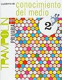 Proyecto Trampolín, conocimiento del medio, 2 Educación Primaria. Cuaderno: Conocimiento del Medio...