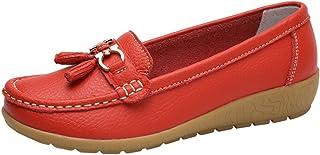 Zapatos rojos mujer bajos sin tacon para fiestas comodos para la mujer de hoy todo de rojo