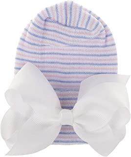 Benficial Baby Hat Indian Bowknot Hat Girl Boys Fashion Winter Keep Warm Cute Fetal Hat