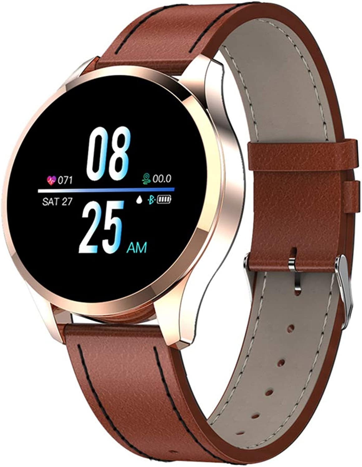 JingJingQi Fitness-TrackerQ9 Smart Watch Mnner Kamera Smart Watch wasserdichte Anruferinnerung RatenmonitorFitness Tracker Smartwatch Android IOS