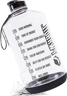 Best refillable gallon water bottle Reviews