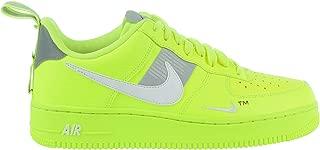 Air Force 1 '07 Utility Mens Shoes Volt/White/Black/Wolf Grey aj7747-700 (13 M US)