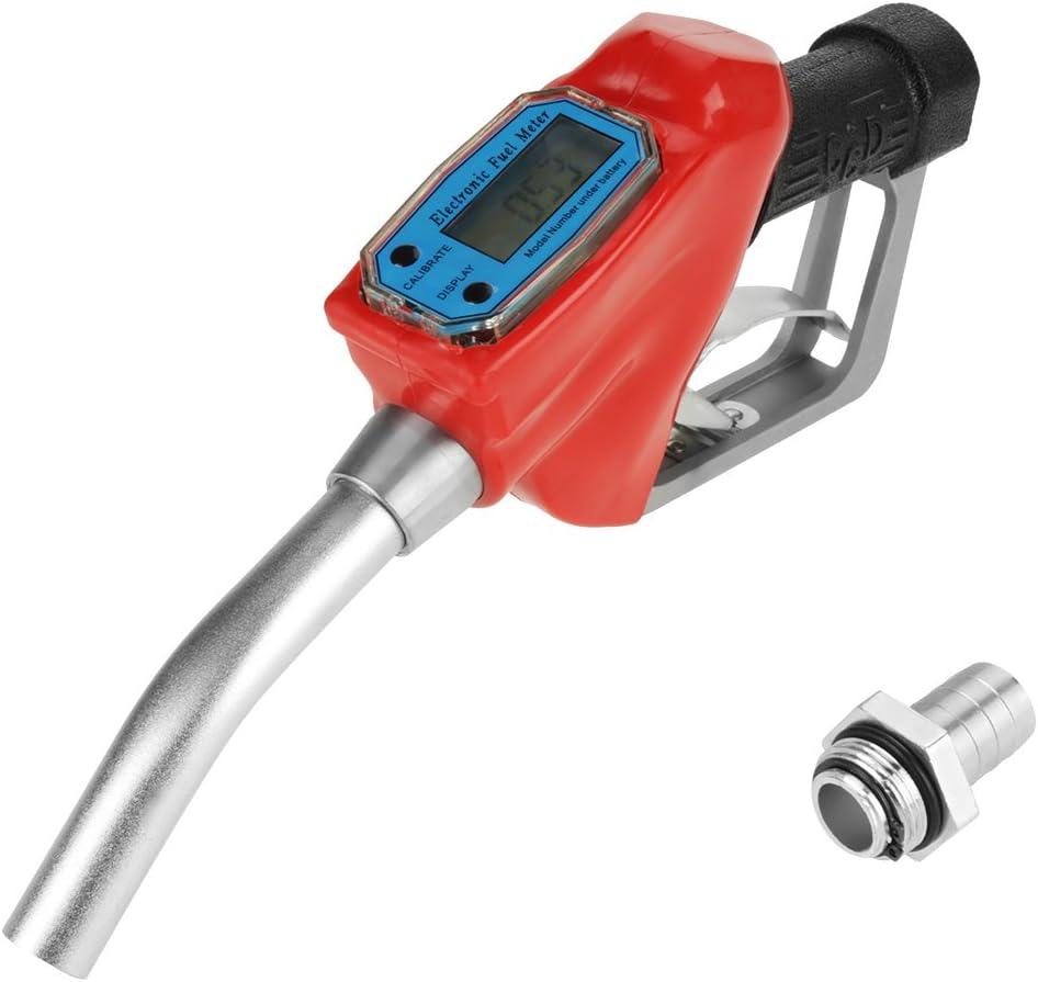 1pcs Digital Fuel Gasoline 内祝い Nozzle 1