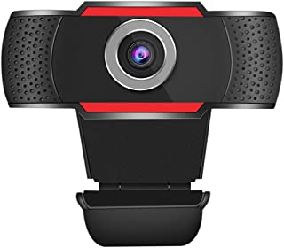 PTN 1080P HD Webcam with Microphone,Desktop or Laptop Manual Focus USB Webcam, Meeting Cameras,for Live Streaming, Video C...
