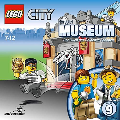 Museum - Der Fluch des Goldenen Schädels     Lego City 9              Autor:                                                                                                                                 N.N.                               Sprecher:                                                                                                                                 Patrick Bach,                                                                                        Flemming Stein,                                                                                        Uwe Hügle,                   und andere                 Spieldauer: 54 Min.     Noch nicht bewertet     Gesamt 0,0