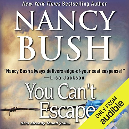 You Can't Escape audiobook cover art