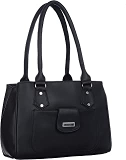 Black Women Shoulder Bags