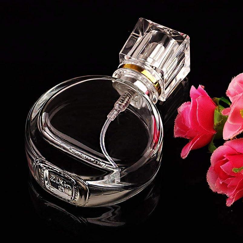 ジョイントなぞらえるスラックVERY100 高品質ガラスボトル 香水瓶  アトマイザー  25ML 透明 シンプルデザイン ホーム飾り 装飾雑貨