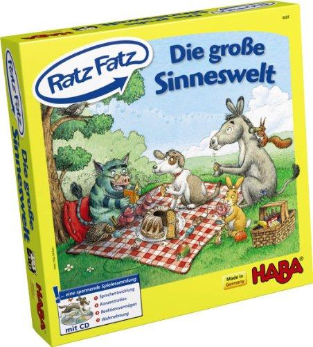 Haba Ratz Fatz Sinneswelt