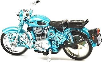 Amisha Gift Gallery® Bullet Bike Toy Model for Kids (Sky Blue)
