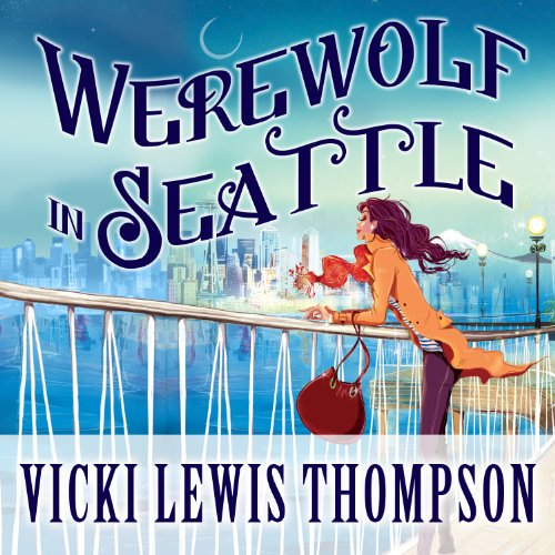 Werewolf in Seattle audiobook cover art