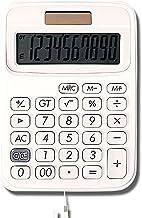 $21 » Calculator Desktop Student Study Scientific Calculators Solar Dual Power Portable Small Computer with Lanyard Standard Fun...