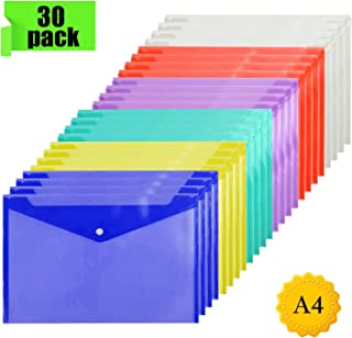 Best a4 plastic project folders Reviews