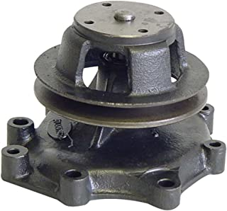 Water Pump - Single Groove Pulley Ford 5600 3910 2310 2910 5610 2810 2110 7610 6700 4610 7710 5000 6610 7700 2600 4600 6710 2610 2000 7600 6600 4130 3000 335 3600 4000 6810 4100 3610 4110 5110 7000