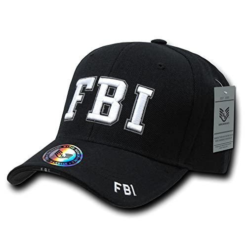 76399709a64 Rapiddominance FBI DeLuxe Law Enforcement Cap