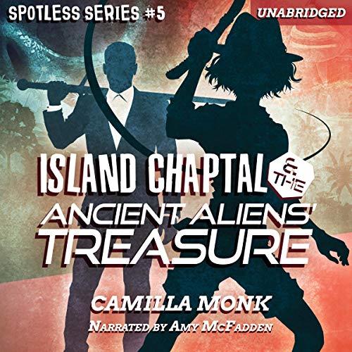 Island Chaptal and the Ancient Aliens' Treasure Titelbild