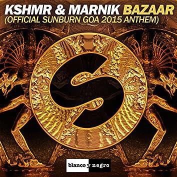 Bazaar (Official Sunburn Goa 2015 Anthem)