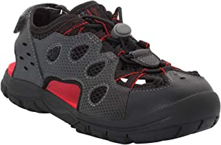 Jack Wolfskin Unisex-Child Titicaca Low Kid's Mesh Sandals with Toe Protection