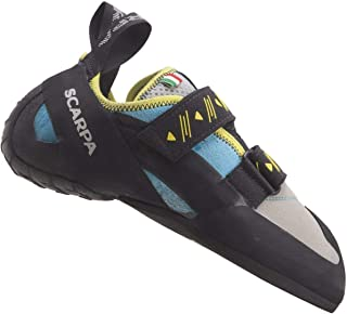 Scarpa Women's Vapor V Climbing Shoes Turquoise 36.5