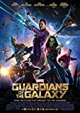 CoolPrintsUK Guardians of the Galaxy Poster Randless