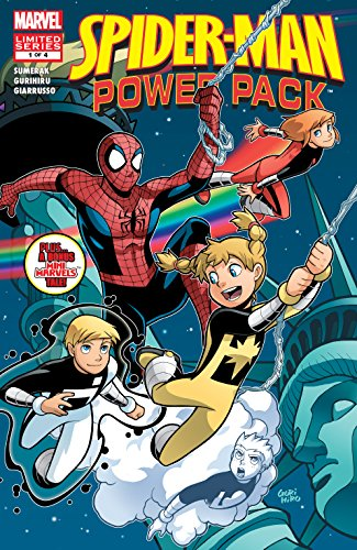Spider-Man and Power Pack (2006-2007) #1 (of 4) (English Edition ...