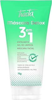 Mascara Detox 3X1, Tracta