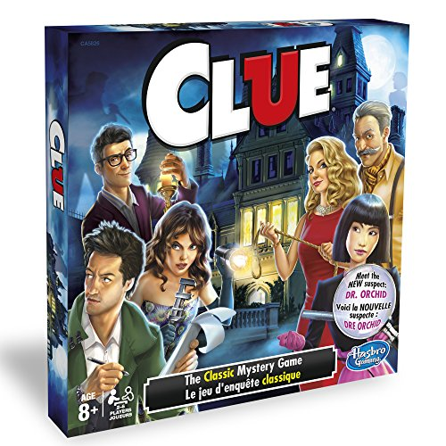 Jeu Clue Hasbro Article: A5826 - 0