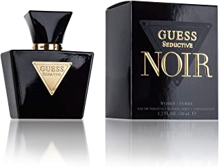 GUESS Seductive Noir Eau De Toilette For Women, 75 ml