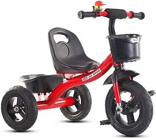 TH Triciclo para Niños Triciclo EVA Neumático