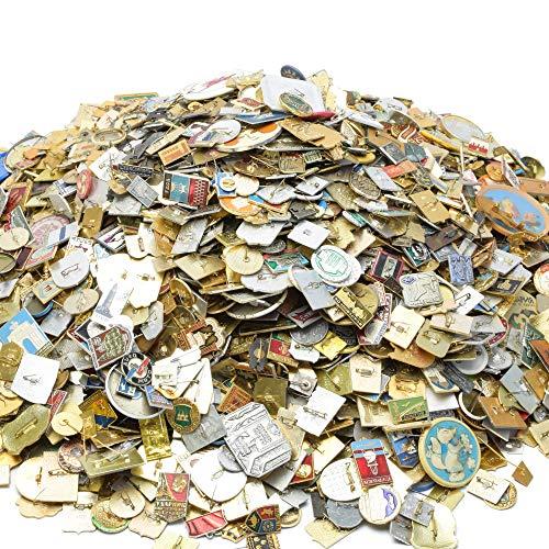 Hobby of Kings URSS Era Sovietica Smalto Spille, Pins per Zaini, DISTINTIVI, Spille, Pins Pulsante, Guerra Fredda E Comunismo CCCP