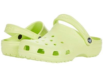 Crocs Kids Classic Clog (Toddler/Little Kid/Big Kid) Kids Shoes