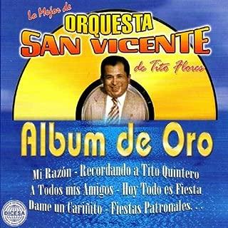 Lo Mejor De Orquesta San Vicente De Tito Flores Album De Oro