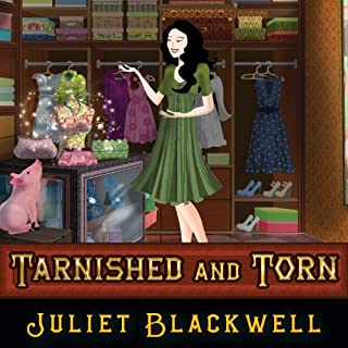 Tarnished and Torn audiobook cover art