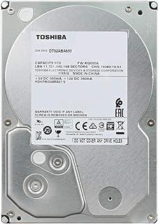 東芝 内蔵HDD 6TB 3.5インチ 省電力モデル DT02ABA600-2YW 【国内正規代理店品】 2年保証 SATA 6Gbps対応