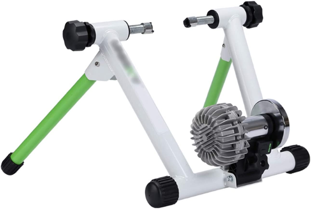 DSWHM Bike Trainer Washington Mall Department store Portable Stand Resistance