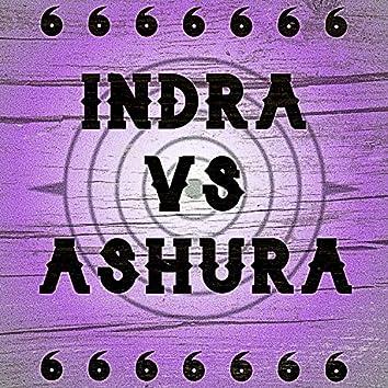 Indra Vs Ashura