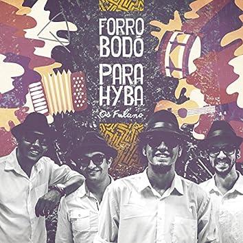 Forrobodó Parahyba - EP