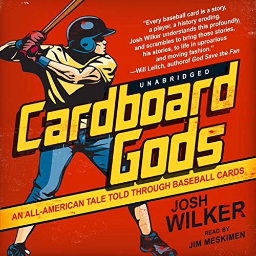 Cardboard Gods audiobook cover art