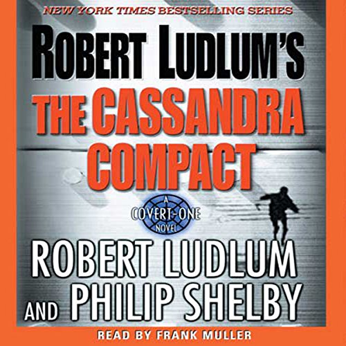 The Cassandra Compact audiobook cover art