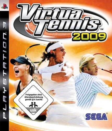 SEGA Virtua Tennis 2009, PS3 - Juego (PS3, DEU)