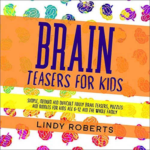 Brain Teasers for Kids cover art