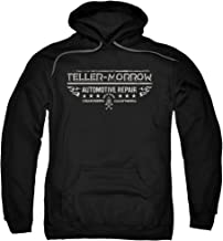 Sons of Anarchy TV Show Teller Morrow Adult Pull-Over Hoodie